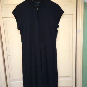J CREW Short Sleeve Keyhole Dress NWT Spring 18
